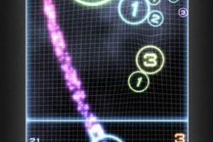 Orbital es un juego adictivo en el que deberán destruirlo todo solo con el pulgar. Foto:bitforge Ltd. Imagen Por: