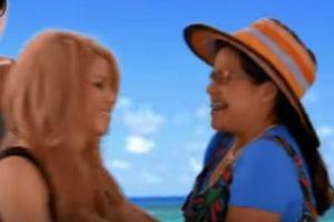 """Shakira en """"Ugly Betty"""" Foto:Sony. Imagen Por:"""