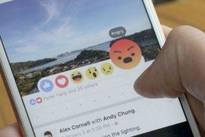 12 reacciones que podrían ampliar los nuevos botones animados de Facebook Foto:Facebook. Imagen Por: