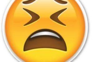Gemido de dolor Foto:Emojipedia. Imagen Por: