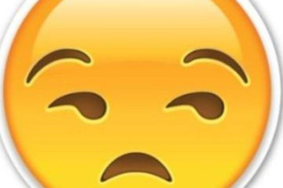 Desaprovación Foto:Emojipedia. Imagen Por: