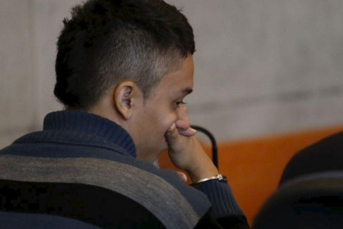 """Antes de que fuera detenido dijo: """"Ya no aguanto más"""" Foto:Agencia UNO. Imagen Por:"""