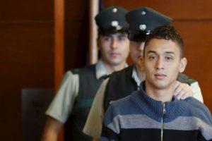 Autoridades decretaron prisión preventiva contra Edwin Vásquez, quien descuartizó a su novia colombiana en Santiago de Chile Foto:Agencia UNO. Imagen Por: