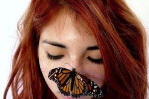 Melissa Casillas. La imagen de la estudiante de animación y arte digital, de 21 años de edad, originaria de la ciudad mexicana de Querétaro, es la primera que se incluye de una ciudadana de este país. Foto:Vía Apple. Imagen Por: