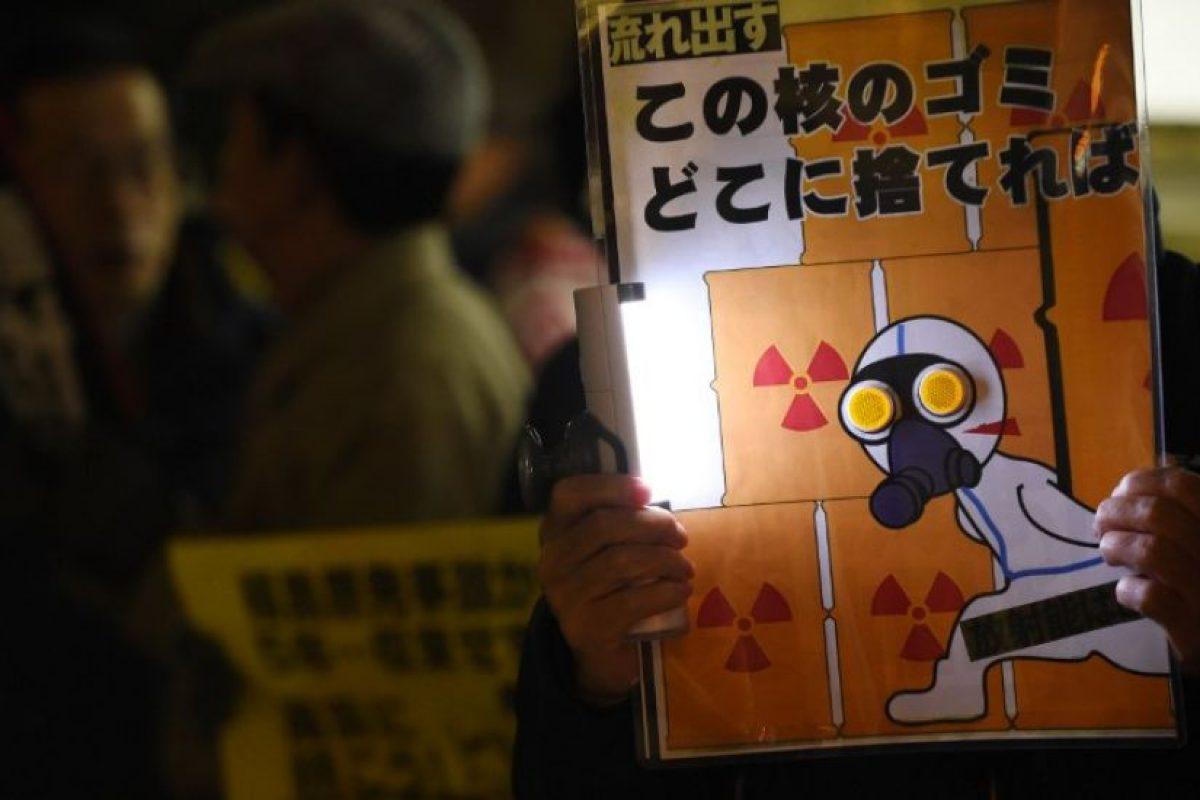 Los ciudadanos continúan exigiendo acciones respecto a la contaminación nuclear Foto:AFP. Imagen Por: