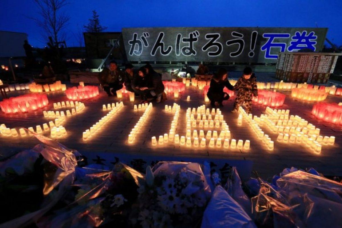 Se vieron tributos en distintas ciudades del país. Foto:AFP. Imagen Por: