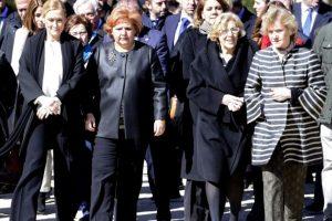 España ha rendido homenaje a las 193 víctimas mortales de los atentados del 11 de marzo de 2004. Foto:AFP. Imagen Por: