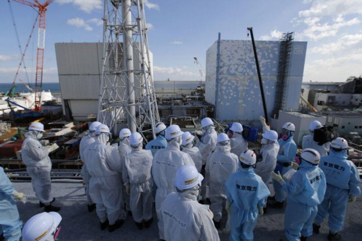 La planta nuclear fue diseñada por la compañía estadounidense General Electric. Foto:AFP. Imagen Por: