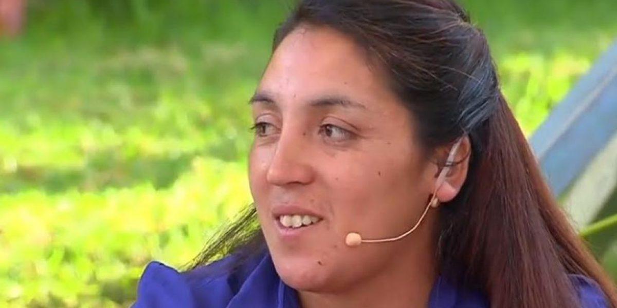 Mujer beneficiada por Leonardo Farkas se confiesa y agradece la ayuda