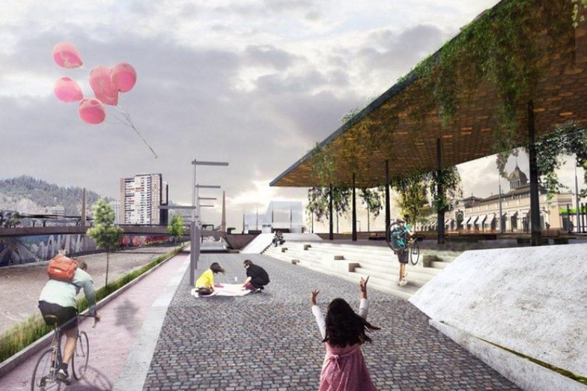 Foto:Propuesta Shift Arquitectos. Imagen Por: