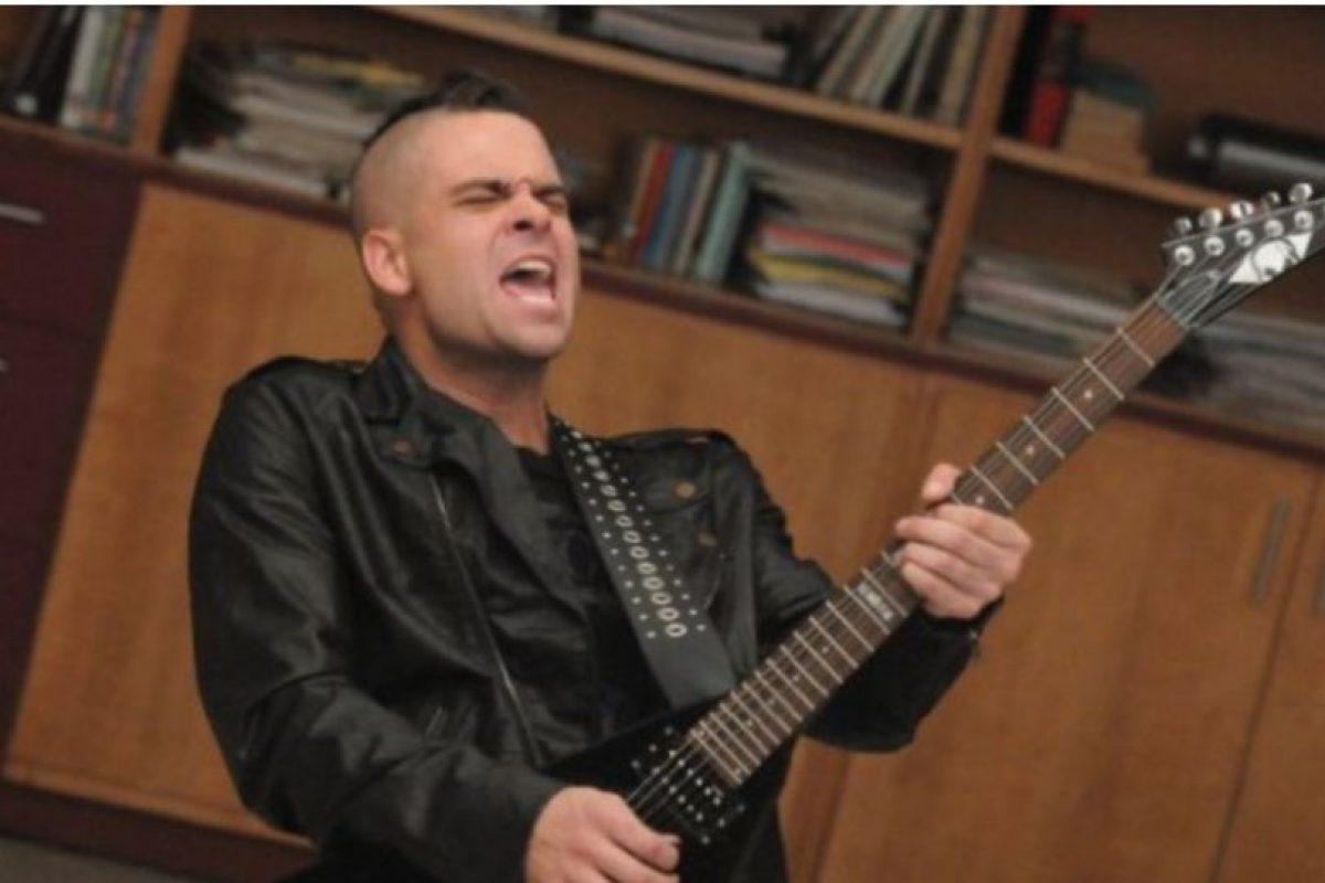 """Diciembre de 2014. Actor de """"Glee"""" acusado de posesión de pornografía infantil Foto:IMDB. Imagen Por:"""
