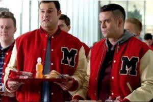 """Mark Salling, mejor conocido como """"Noah 'Puck' Puckerman"""" de la serie musical """"Glee"""", fue arrestado en su casa de Sunland, California, luego de ser acusado de posesión de pornografía infantil. Foto:IMDB. Imagen Por:"""