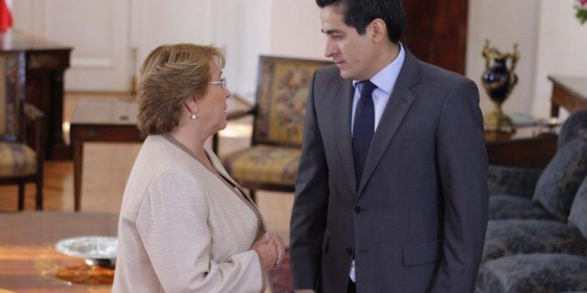 Bachelet por Peñailillo: