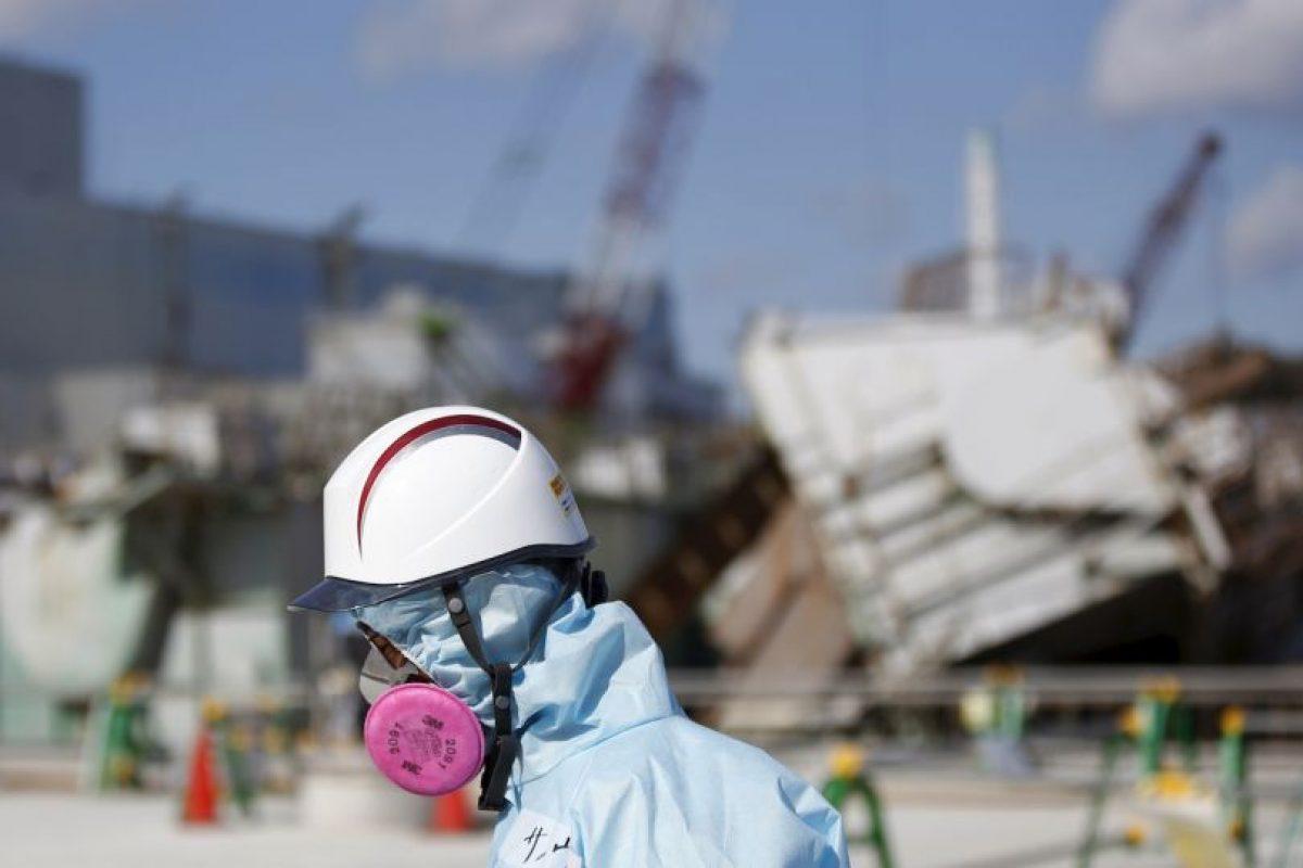Entre los incidentes reportados está la explosión de edificios donde se encontraban reactores nucleares. Foto:AFP. Imagen Por: