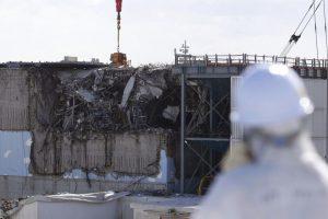 Accidente nuclear en Fukushima. Foto:AFP. Imagen Por: