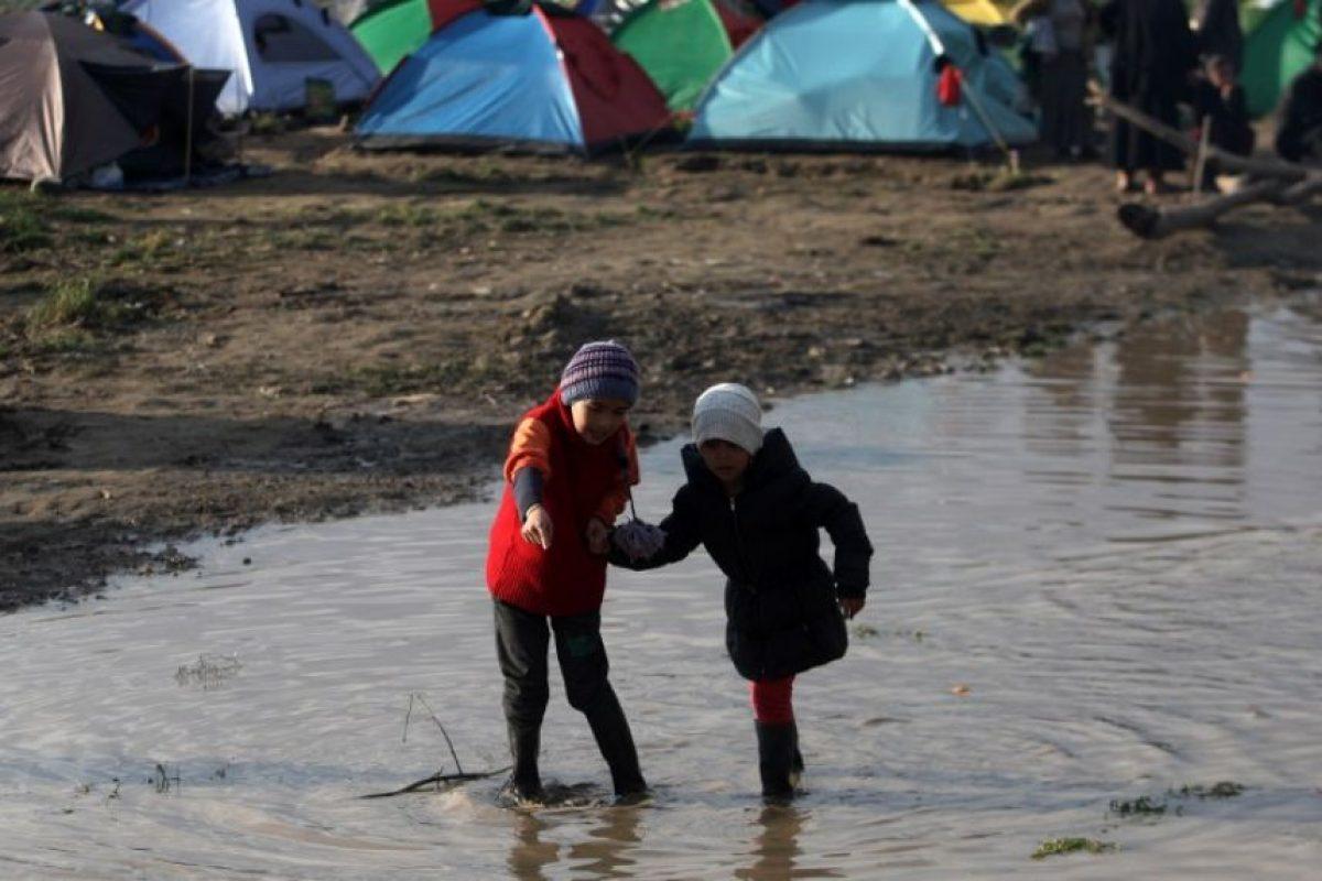 Hasta ahora la OIM tiene registrado que 150 mil migrantes llegaron a las costas de Grecias e Italia Foto:AFP. Imagen Por: