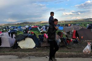 El mayor número de refugiados proceden de Siria, Afganistán e Irak. Foto:AFP. Imagen Por: