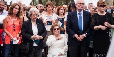 Lucía Hiriart seguirá hospitalizada durante el fin de semana