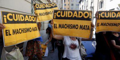 PS condena el uso de fuerza de Carabineros en manifestación contra femicidio