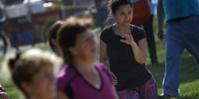 Ministra Riffo dice que en 2 años de Gobierno aumentaron programas deportivos