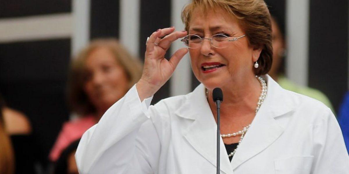Bachelet y cuestionamientos a la Ley de Royalty: lo que corresponde