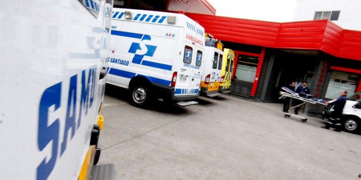 Bebé de Concepción en estado grave: Investigan posible maltrato de padres
