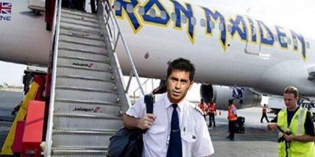 Iron Maiden: con memes y burlas hacia argentinos tuiteros comentan accidente del
