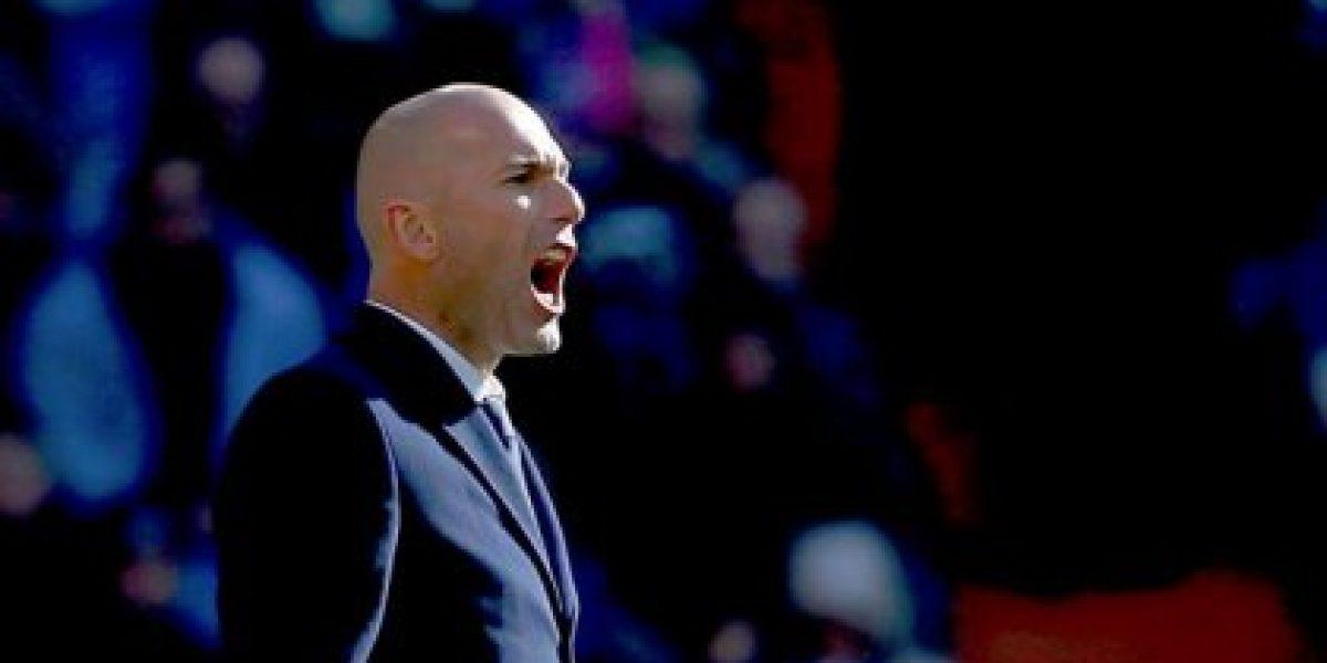 Zidane en picada contra Dunga: