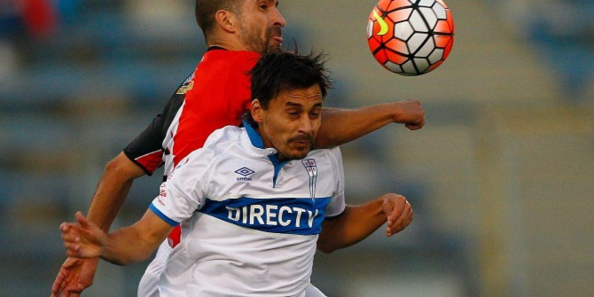 En Directo: Con dos goles de David Llanos, la UC derrota a Deportes Antofagasta en San Carlos de Apoquindo