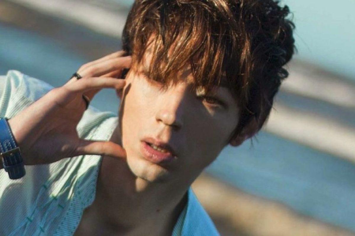 """Xiahn es un joven brasileño que de rubio pasó a ser """"coreano"""", como esos ídolos de las novelas y la música. Foto:Vía Facebook/Xiahn. Imagen Por:"""