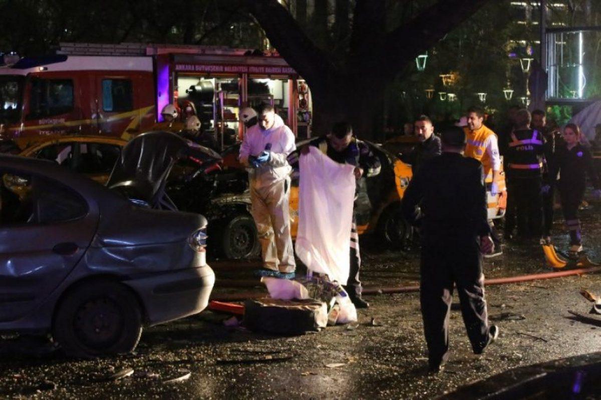 Los heridos fueron trasladados a los hospitales posibles Foto:AFP. Imagen Por: