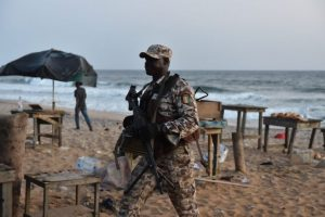 Atentados contra hoteles en Costa de Marfil Foto:AFP. Imagen Por: