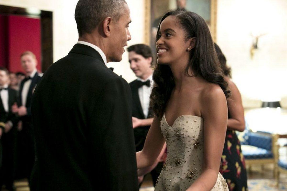 LA cena se llevo a cabo el jueves por la noche. Foto:whitehouse.gov. Imagen Por:
