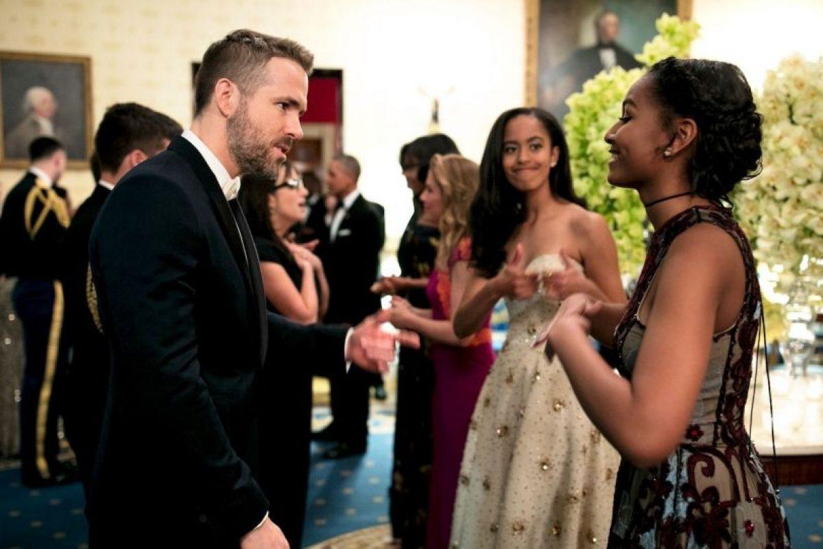 Este es el último año en que la familia Obama vivirá en la Casa Blanca. Foto:whitehouse.gov. Imagen Por:
