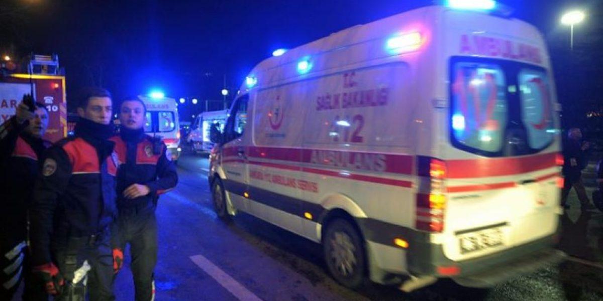 Gobierno turco confirma 34 muertos y 125 heridos en el ataque de Ankara