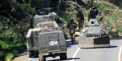 INDH se querella contra Carabineros por presuntas torturas contra ocho mapuches
