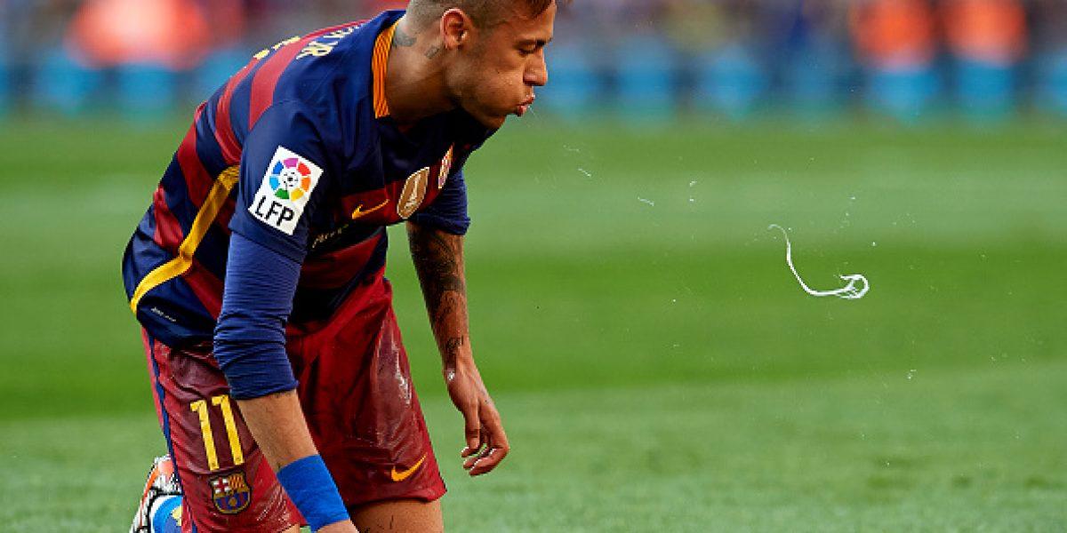 Nuevo premio para Neymar: Es el futbolista al cual más le han cobrado penales a su favor