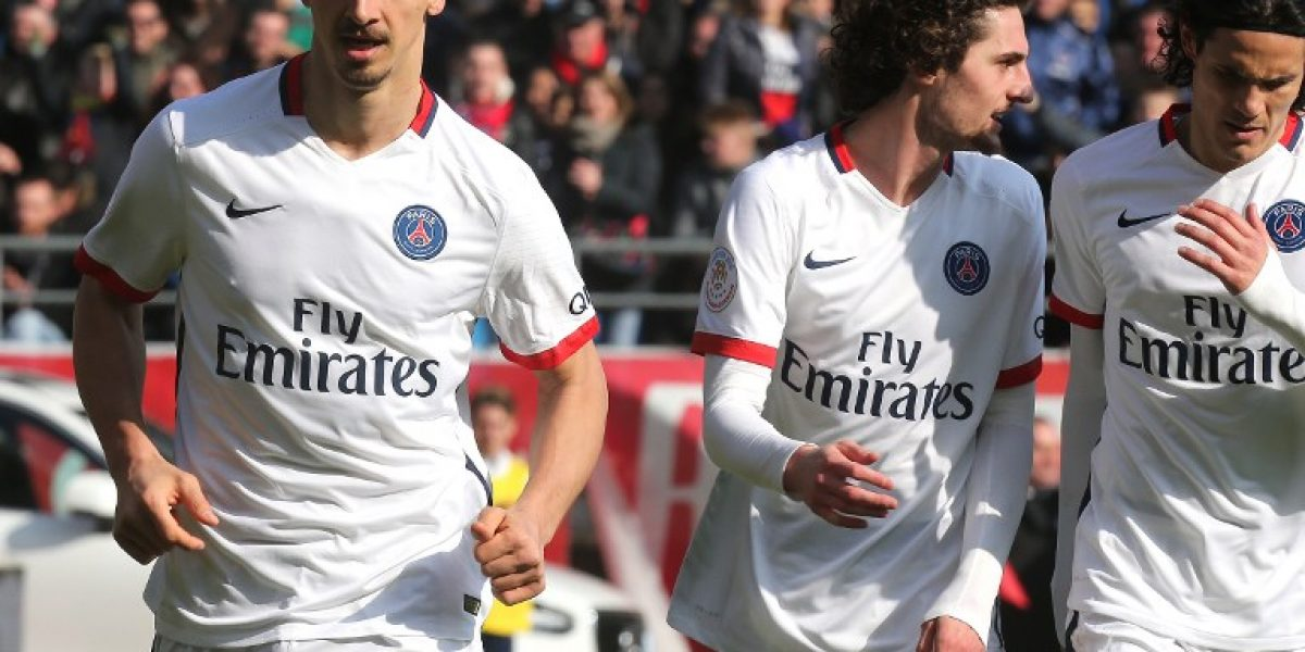 Zlatan comienza a despedirse del PSG: