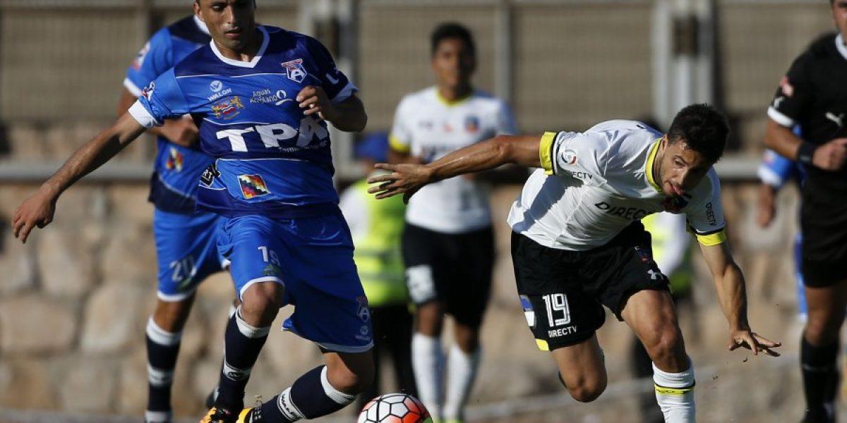 Un alternativo Colo Colo cayó ante San Marcos y perdió a Valdés para el Superclásico