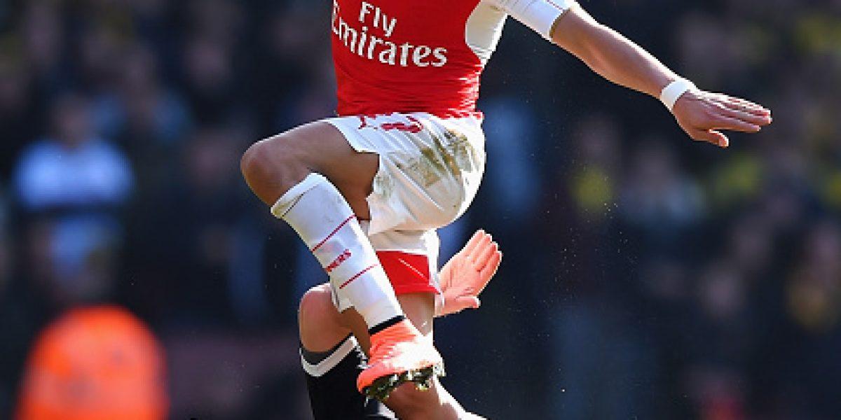 Decepción monumental: Arsenal de Alexis Sánchez quedó eliminado de la FA CUP