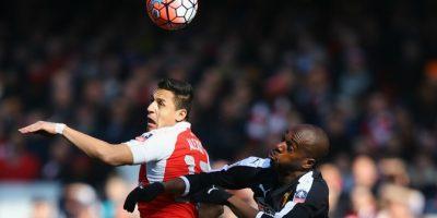 En Directo: Con Alexis Sánchez como titular, el Arsenal quedó eliminado de la FA CUP