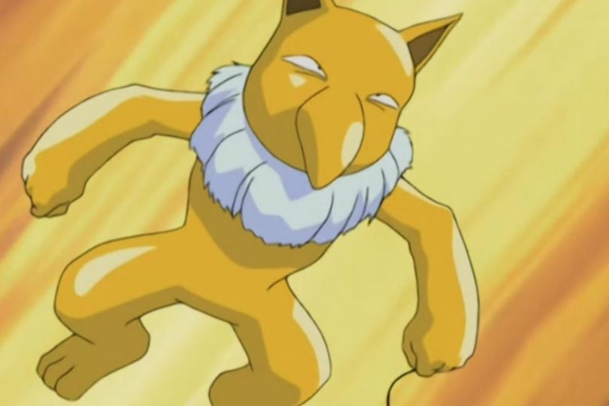 Mientras la animadora Dana Terrace en Hypo Foto:Pokemon. Imagen Por: