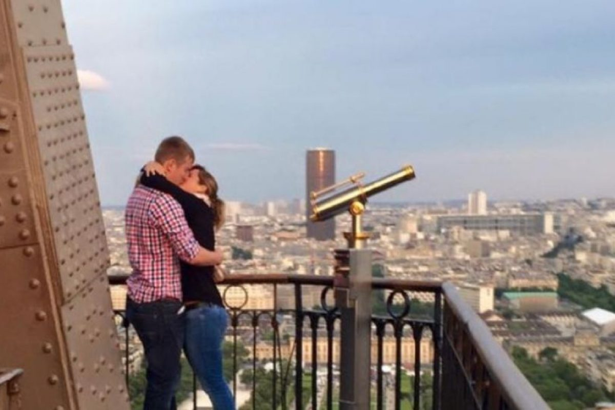 Esta pareja se hizo viral luego que Jen Hurd Bohn tratara de encontralos mediante la red social. Foto:Vía facebook.com/jen.h.bohn. Imagen Por: