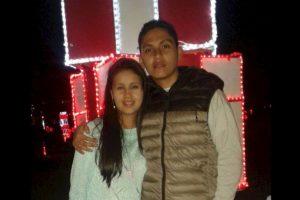 Ellos son la pareja que buscan a Sandra Foto:Vía facebook.com/grant.robinson.752. Imagen Por: