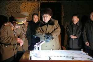 La organización acusa al régimen de desarrollar armas nucleares y de destrucción masiva. Foto:AFP. Imagen Por: