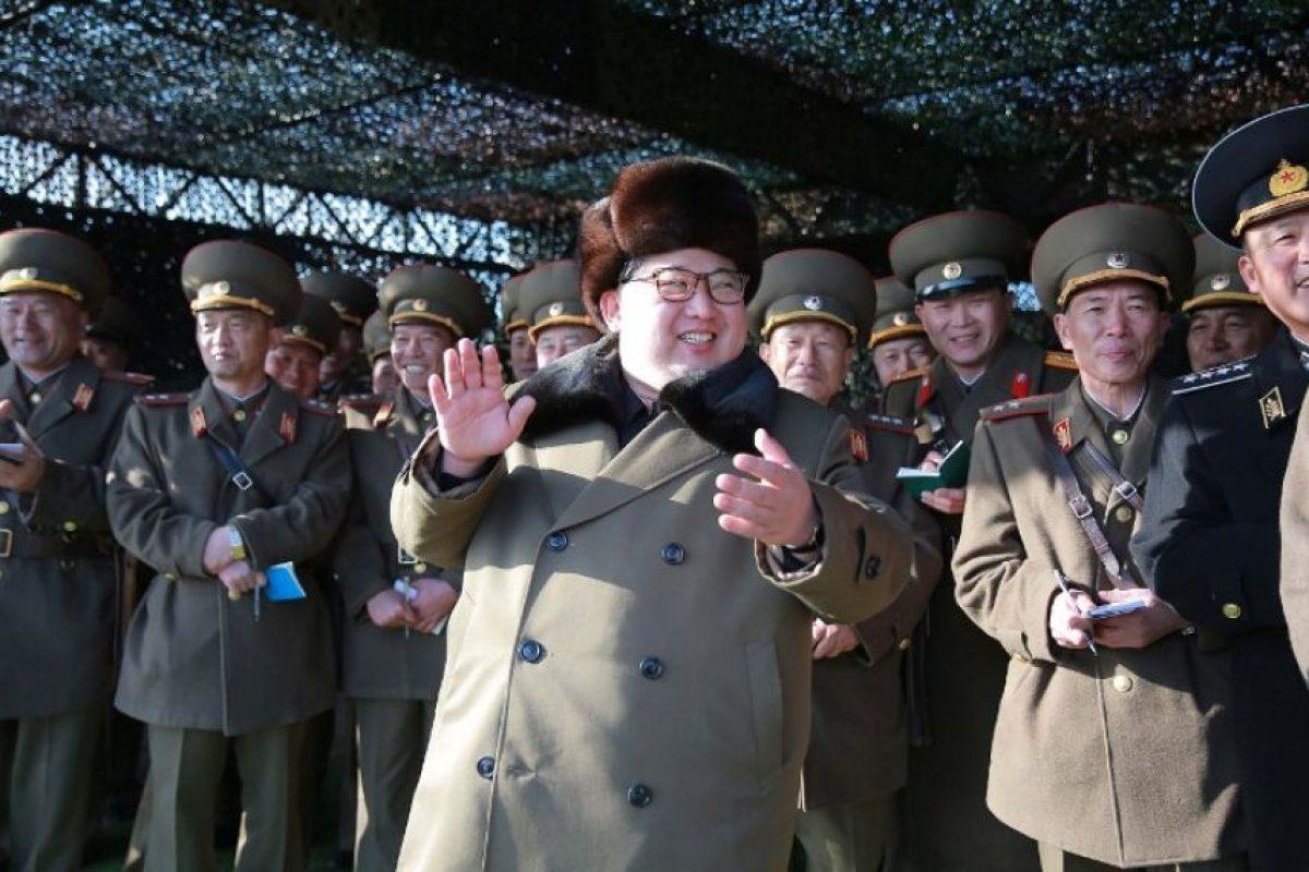 La ONU quiere procesar a Kim Jong Un por crímenes contra la humanidad. Foto:AFP. Imagen Por: