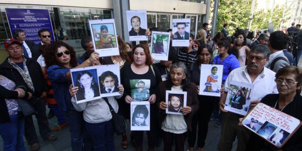 Familiares de víctimas del tsunami acusan indolencia de imputados