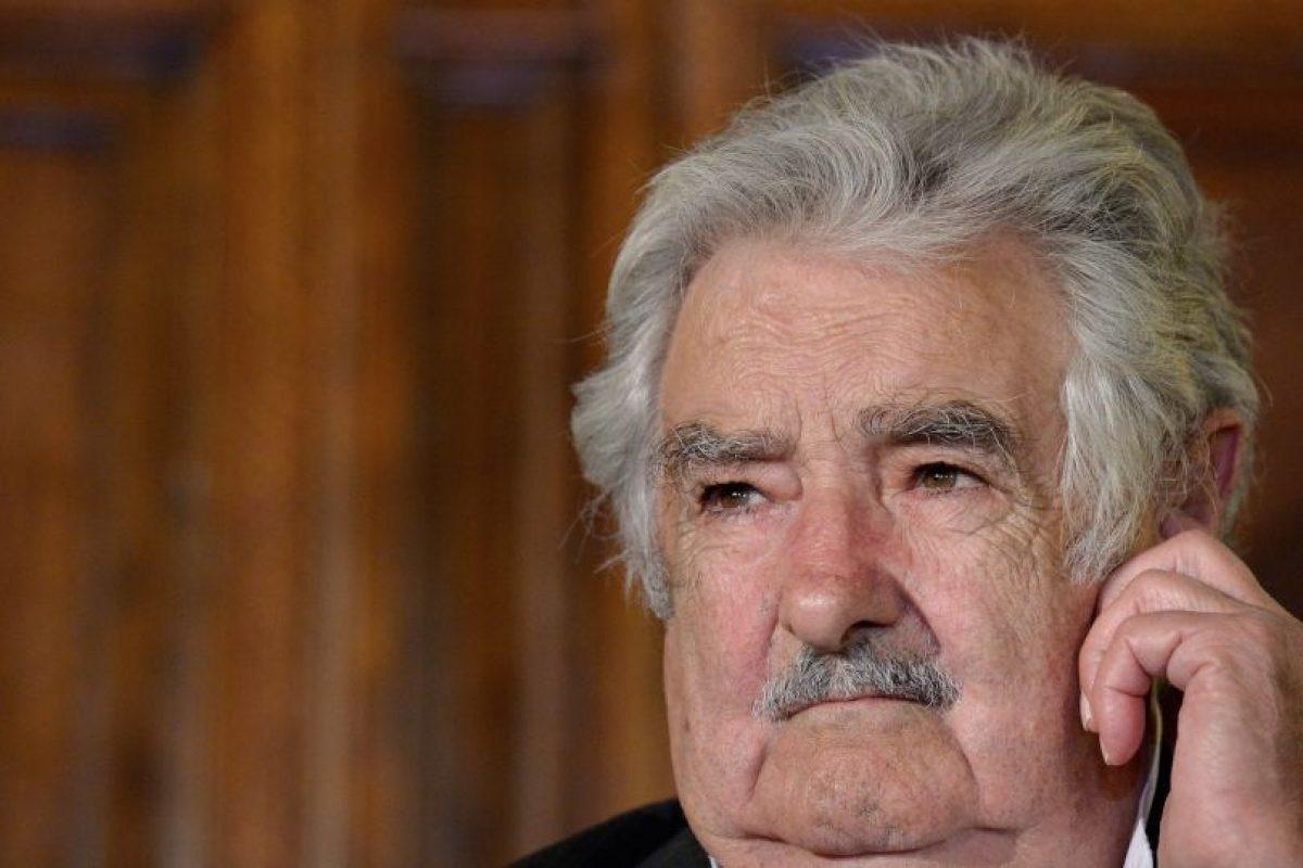 José Mujica Foto:Efe. Imagen Por: