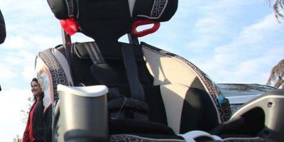 El listado de sillas de autos para niños certificadas por la autoridad