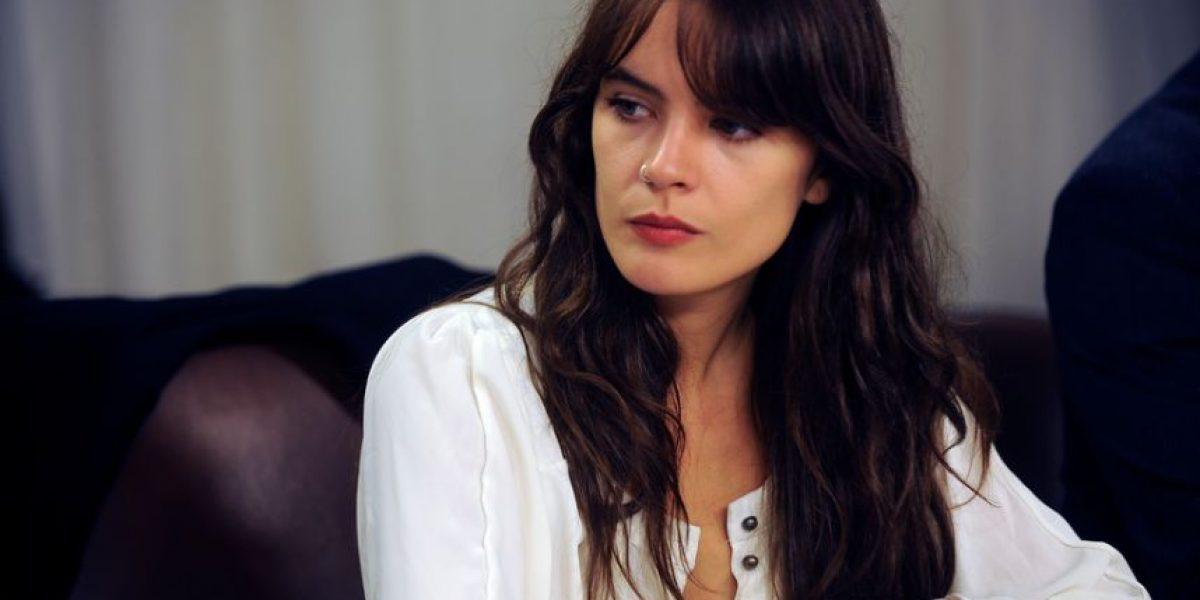 """Camila Vallejo responde por  aparición en texto: """"El problema, para algunos, soy yo"""